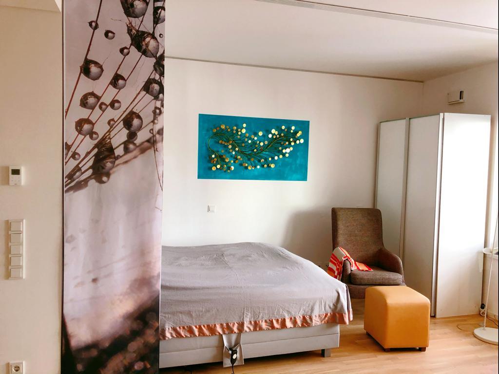 Flächenvorhang Appartement